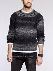 Теплый зимний мужской свитер размер ХL от lc waikiki