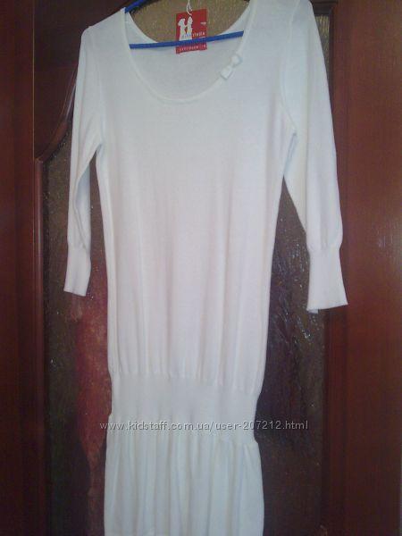 Платье-Туника  трикотажное весеннее женское  О, Stin studio. Новая