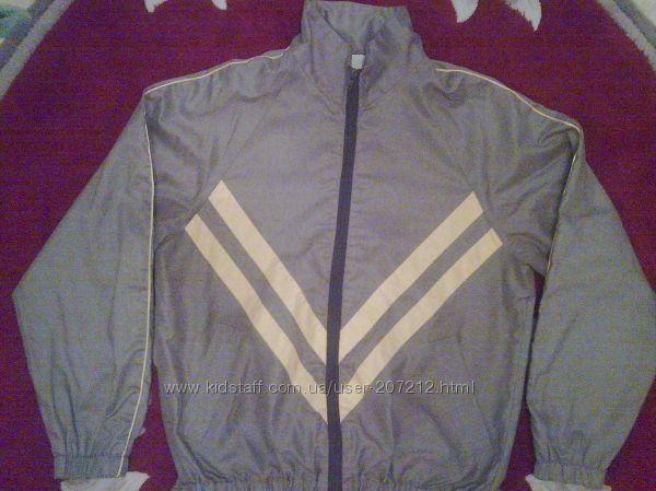 Куртка-ветровка мужская.