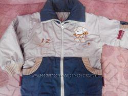 Курточка демисезонная  детская на 2-3 года.