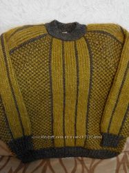 Роскошный женский  свитер зимний.