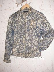 Джинсовая курточка Roberto Cavalli