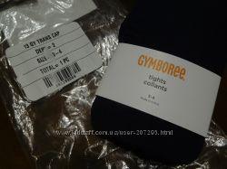 Капроновые колготы Gymboree на модницу 3-4 года