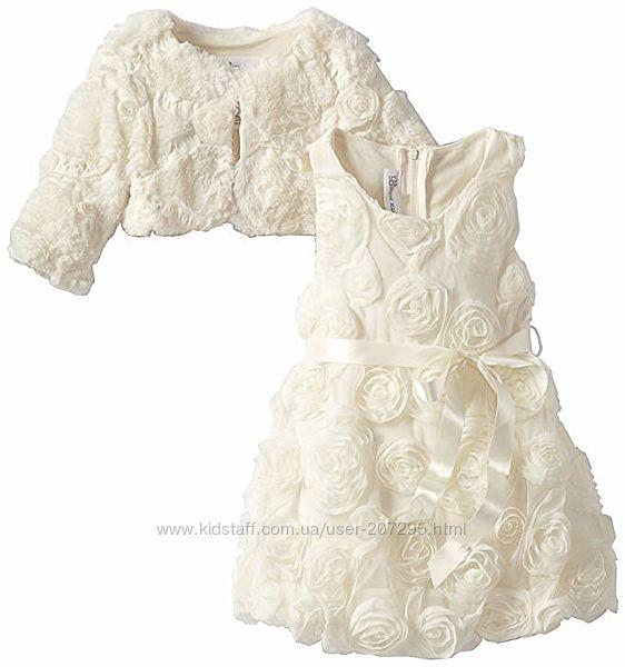 Нарядное платье, р-р 5, новое