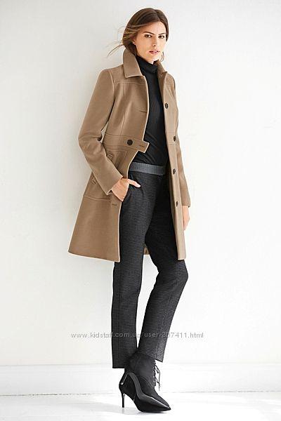 Классное пальто Next, размер 10