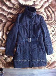 Продам теплое пальто фирмы Reebok