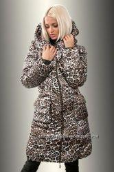 Зимний пуховик на синтепоне ооочень теплый и красивый