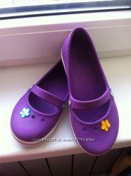 Туфли crocs размер с11 по стельке 17, 5 см