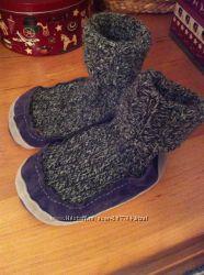 Домашние носочки с чешками