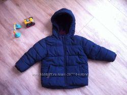 Куртка next бу 12-18 месяцев