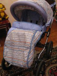 Anmar New Line очень красивой расцветки, подушка и одеялко Агу в подарок