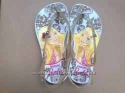 удобная летняя обувь для девочки 3х-4х лет р25-26