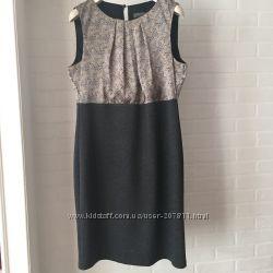 Элегантное платье TM Lewin размер 16UK наш 50