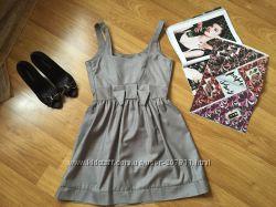 Стильное платье сарафан New Look размер 10uk наш 40-42 XS-S