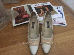 Классические туфли Bally размер 40 Оригинал