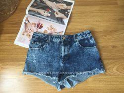 Джинсовые шорты Miss Denim размер 10uk наш 44-46