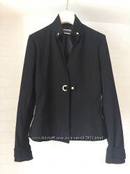 Чёрный пиджак Sottomarino размер М 46 Италия