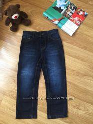 Стильные джинсы на модника Benetton H&M Denim Co рост 110 116