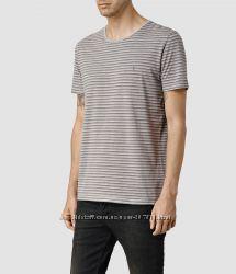 Стильная футболка Allsaints размер XS xsmall