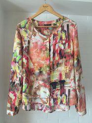 Стильная блузка Like a bird размер 36 евро наш М44