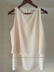 Красивая блуза Next размер 16uk наш 50