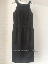 Чёрное платье футляр austin reed размер 10uk м наш 44