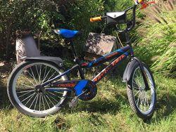 Велосипед Formula Cross рост 100-120см, колеса 20 дюймов