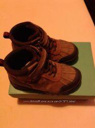 Суперкачественные ботинки Clarks 10 17. 5cм