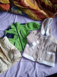Куртки, жилетки для мальчика