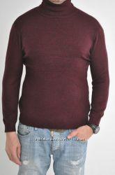 Коллекция меланжевых гольф-свитеров, 45 шерсти