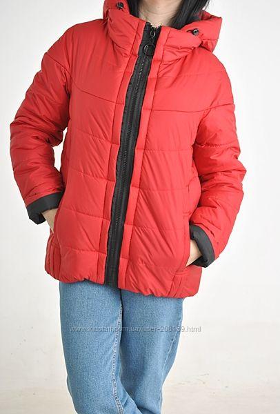 Красивые, практичные куртки на весну, цвета и размеры в наличии