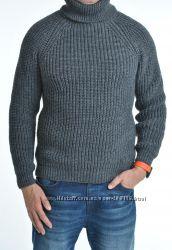 Неймоверные теплые мужские свитера из Италии. Эксклюзив-только у нас