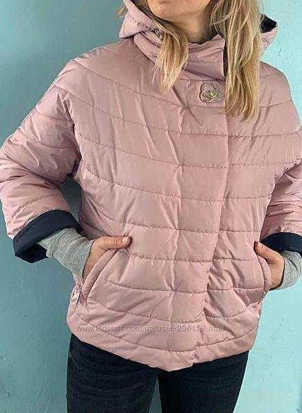 Демисезонные куртки в разных цветах, мега-популярные модели. Наличие