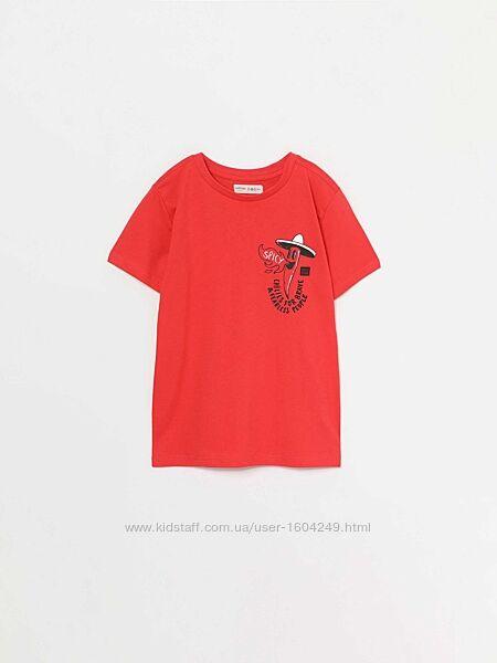 Нова футболка на хлопчика 104-110