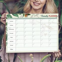 Магнітний планер Family. Магнитная доска. Календарь. Доска. Vit-Design