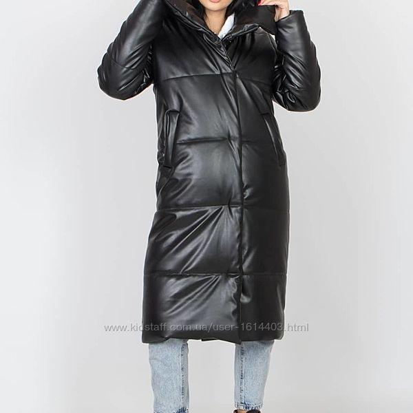 Зимние куртки женские пальто р48-54