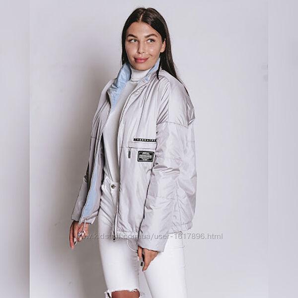 Утепленная Демисезонная Куртка Оригинал - Tongcoi Гарантия высокого кач-ва