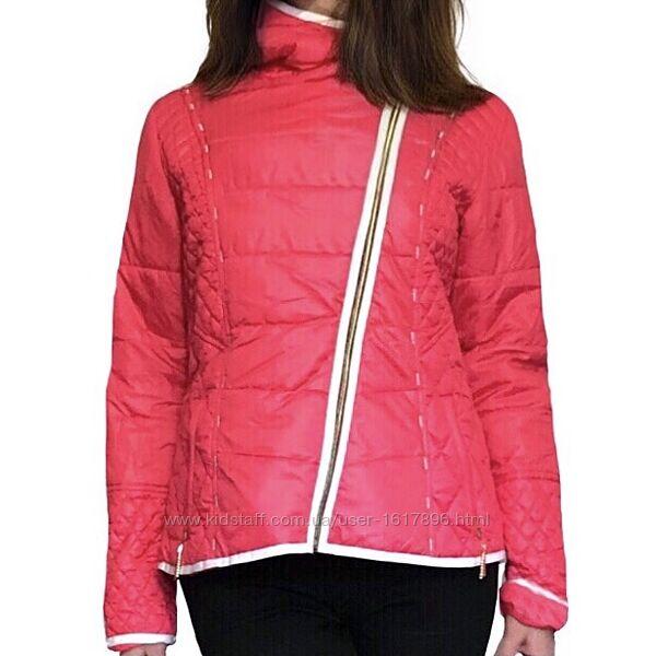 Куртка Женская Яркая Демисезонная Утепленная Goods Fancy Размер 48-50