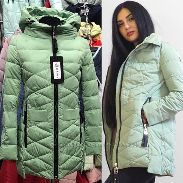 Демисезонные Женские Куртки Фабричный Китай Размеры 42-46