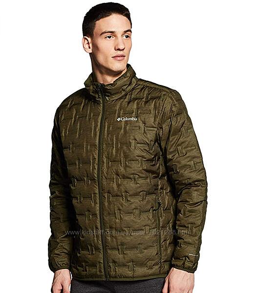 Куртка мужская, пуховик Columbia, размер 5xl