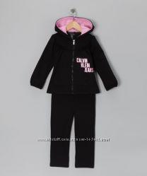 Распродажа Комплекты Calvin Klein 3т, 4т для девочек