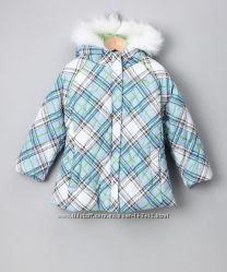Синтепоновая курточка Pacific Trail для девочки р. 4т