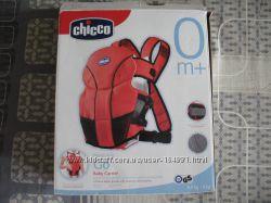 Нагрудная сумка Chicco GO BABY