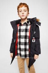 Куртка детская Mango зима - 122