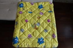 Детское одеяло, шерсть, 110х140