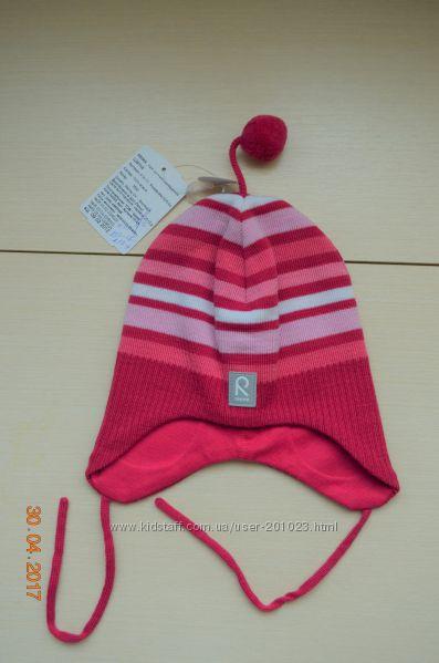 Зимняя шерстяная шапка Reima , 52 размер