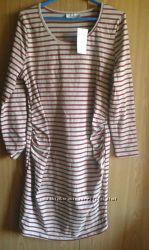 Продам трикотажное платье для беременных