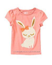Продам новые футболочки Crazy8 для маленькой принцесски