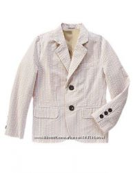 Продам крутой летний пиджак Gymboree, 5-6 лет