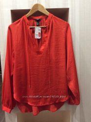 Новая блузка h&m, размер 34